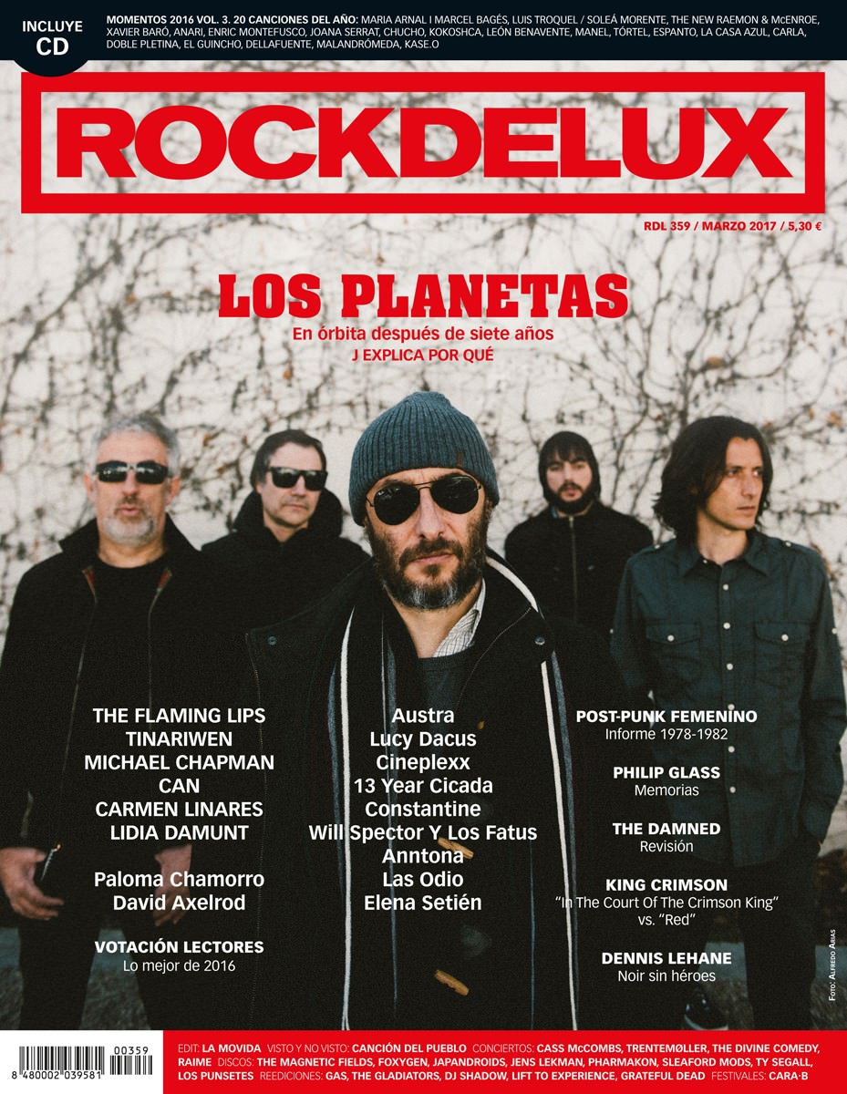 Lee más sobre el artículo Los Planetas-Rockdelux