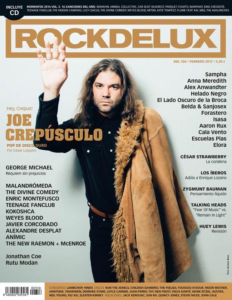 Lee más sobre el artículo Joe Crepusculo – Rockdelux